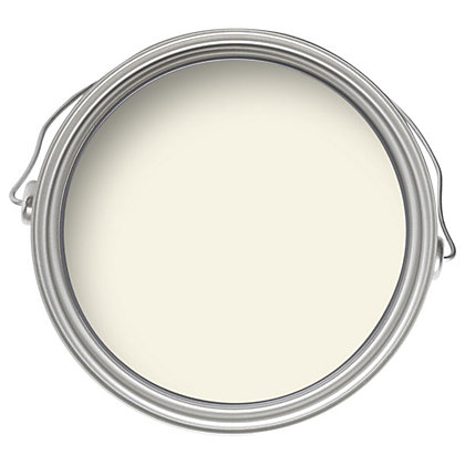 Image for Crown Breatheasy Serene White - Matt Standard Emulsion Paint - 2.5L from StoreName