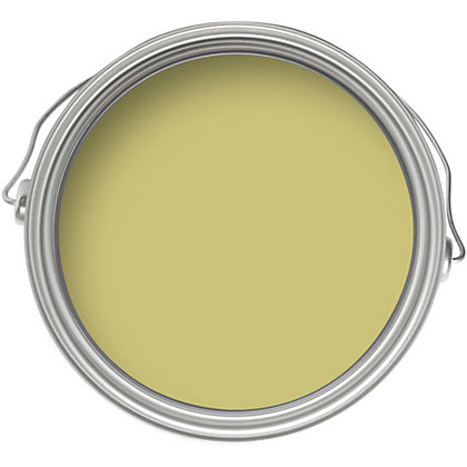 Image for Crown Breatheasy Gentle Olive - Silk Standard Emulsion Paint - 2.5L from StoreName