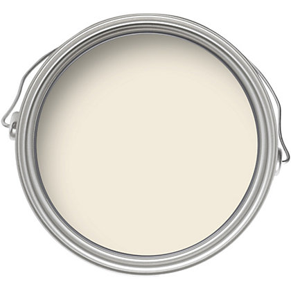 Image for Crown Breatheasy Summer White - Silk Standard Emulsion Paint - 2.5L from StoreName