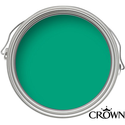 Image for Crown Feature Wall Breatheasy Secret Escape - Matt Paint - 40ml Tester from StoreName
