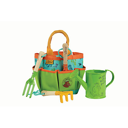 Image for Gruffalo Childrens Garden Tool Bag from StoreName