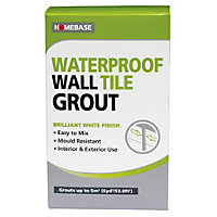 Homebase Powder Wall Grout – 1kg