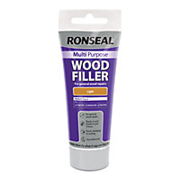 Ronseal Multipurpose Wood Filler Tube - Light - 100g