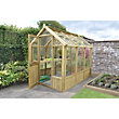Forest Wooden Greenhouse - 6x4ft