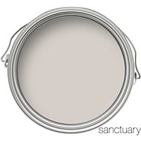 Sanctuary Eggshell Paint - Soft Feather - 750ml