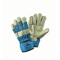 Briers Synthetic Kids Rigger Gardening Gloves - 8-12 years