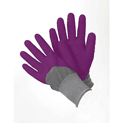 Image for Briers All Seasons Lavender Gardening Gloves from StoreName