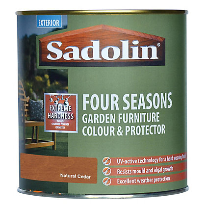 Image for Sadolin Four Seasons - Natural Cedar - 1L from StoreName