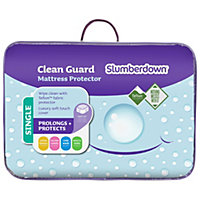 Slumberdown Clean Guard Mattress Protector - Single.