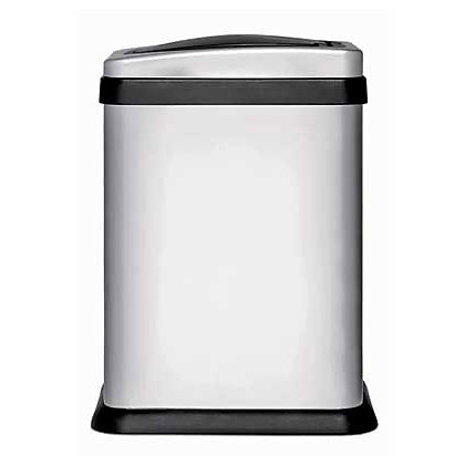 Image for Home of Style Press Top Trash Bin - 25L -  Stainless Steel from StoreName