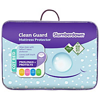 Slumberdown Clean Guard Mattress Protector - Cot.