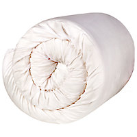 5cm Memory Foam Topper with Pillow - Single.