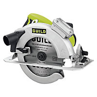 Guild 185mm Circular Saw with Laser - 1600W.