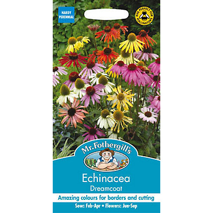 Image for Echinacea Dreamcoat (Echinacea Purpurea) Seeds from StoreName