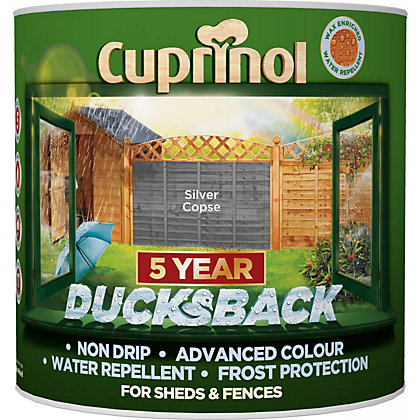 Image for Cuprinol Ducksback - Silver Copse 9L from StoreName