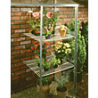 Eden Wall Garden Staging for Greenhouse - 2 Pack