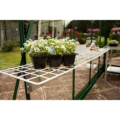 Image for Eden Greenhouse Wire Shelf with Brackets - 50x150cm from StoreName