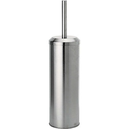 Image for Flat Arch Toilet Brush - Brushed Stainless Steel from StoreName