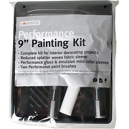 Image for Homebase Performance Painting Kit - 9in from StoreName