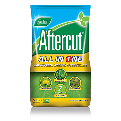 Image for Aftercut All-in-One  Lawn Feed - 500sqm Bag from StoreName