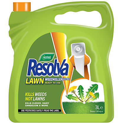 Image for Resolva Lawn Weed Killer - 3L from StoreName