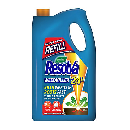 Image for Resolva 24h Weed Killer Power Refill - 5L from StoreName