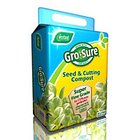 Westlamd Gro-Sure Seed and Cutting Compost - 20L