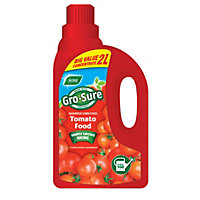 Gro Sure Tomato Food Concentrate with Added Seaweed - 2L