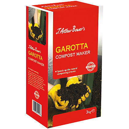 Image for Natural Garrotta Compost Maker - 3.5kg from StoreName