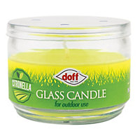 Doff Citronella Candle - Large