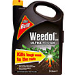 Weedol Gun! Ultra Tough Weedkiller Ready To Use Refill Bottle - 5L