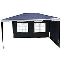 Waterproof Garden Gazebo with Side Panels.