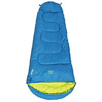 Highlander Junior Single Mummy Sleeping Bag.
