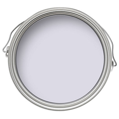 Image for Dulux Violet White - Matt Emulsion Paint - 2.5L from StoreName