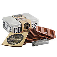 Mason Cash Baker Lane Chocolate Bar Making Set and Tin