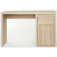 Sicily Limed Oak Desk.