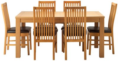 oak dining table 4 chairs best price download