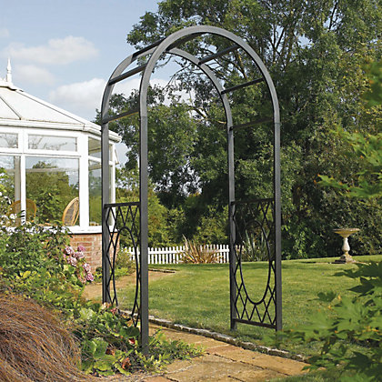 Image for Rowlinson Wrenbury Metal Arch from StoreName