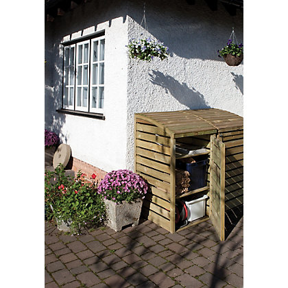 Image for Rowlinson Garden Wooden Box Store from StoreName