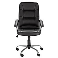 Walker Office Chair - Black.
