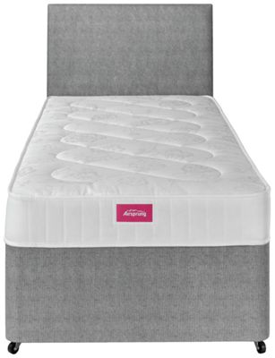 Image of Airsprung Elmdon Comfort Small Double 4 Drw Divan Bed.