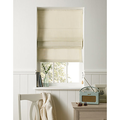 Image for Neutral Roman Blind - 90cm from StoreName