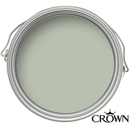 Image for Crown Breatheasy Hall and Stairs - Mellow Green - Matt - 40ml from StoreName