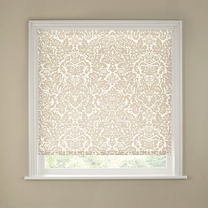 Image for Decadence Damask Blackout Blind - 120cm from StoreName