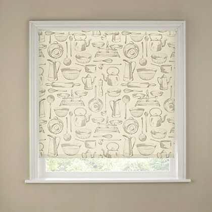 Image for Kitchen Utensils Roller Blind - 120cm from StoreName