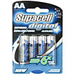 Supacell Digital AA Batteries - 4 Pack