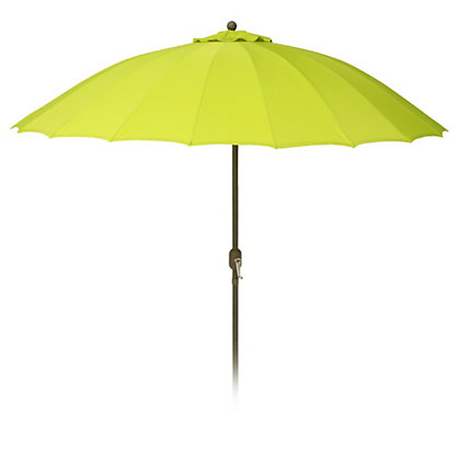 Image for Shanghai 270cm Parasol - Lime from StoreName