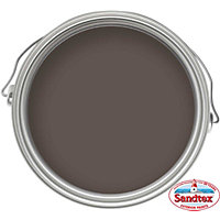 Sandtex Microseal Smooth Masonry Bitter Chocolate - 1L
