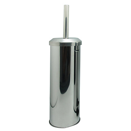 Image for Flat Arch Toilet Brush - Polished Stainless Steel from StoreName