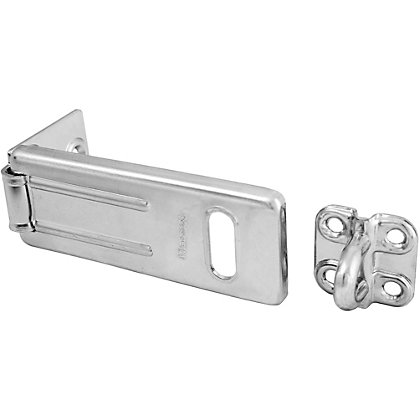 Image for Master Lock Hard Wrought Steel Hasp - 89mm from StoreName